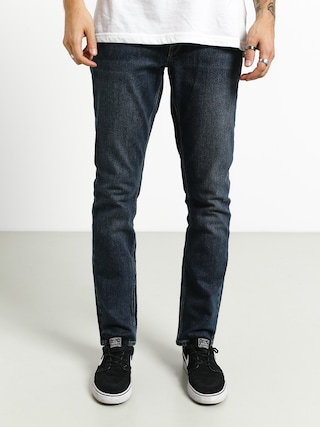Spodnie Volcom Vorta Denim (medium blue wash)