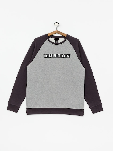 Bluza Burton Vault Crew (gray heather)