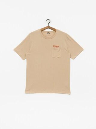 T-shirt Brixton Dory II Pkt (vanilla)