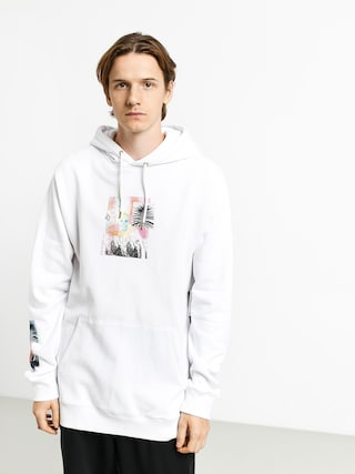 Bluza z kapturem Volcom Reload HD (white)