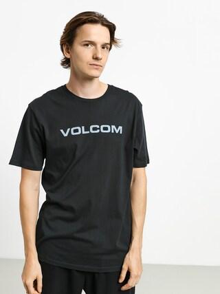 T-shirt Volcom Crisp Euro Bsc (black)