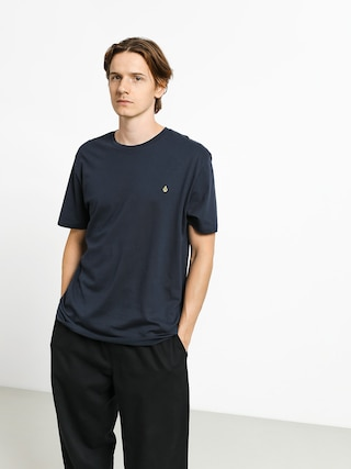 T-shirt Volcom Stone Blank Bsc (navy)