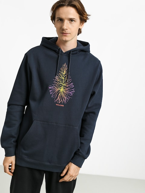 Bluza z kapturem Volcom Supply Stone HD (navy)