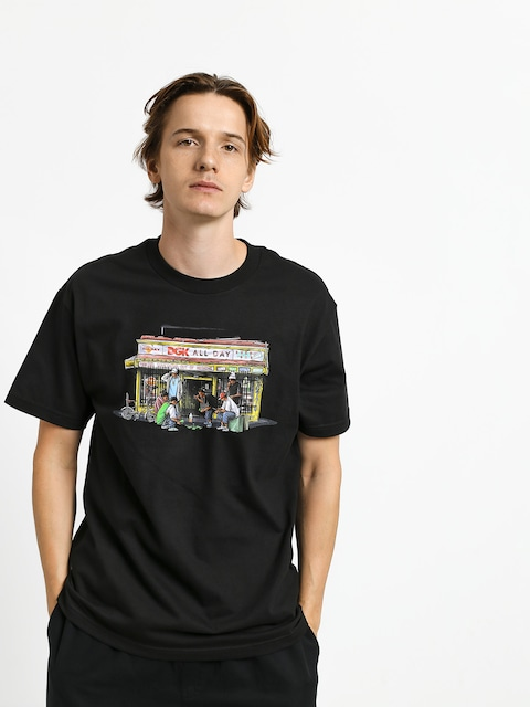 T-shirt DGK Bodega (black)