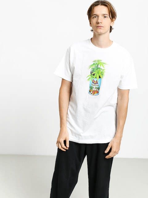 T-shirt DGK Tropical Fruit (white)