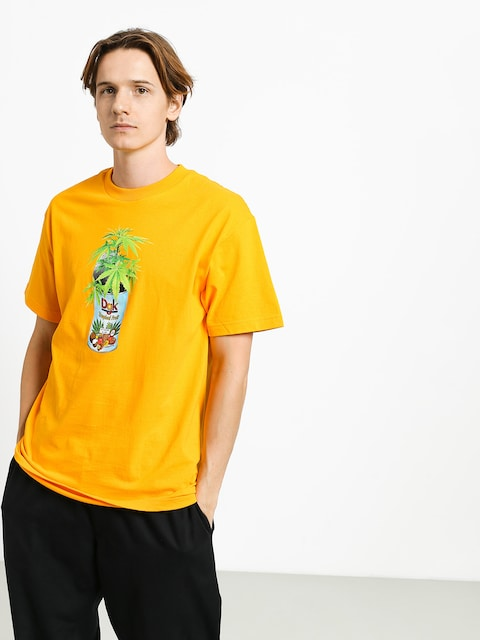 T-shirt DGK Tropical Fruit (gold)