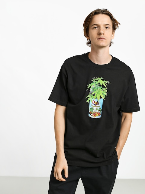 T-shirt DGK Tropical Fruit (black)