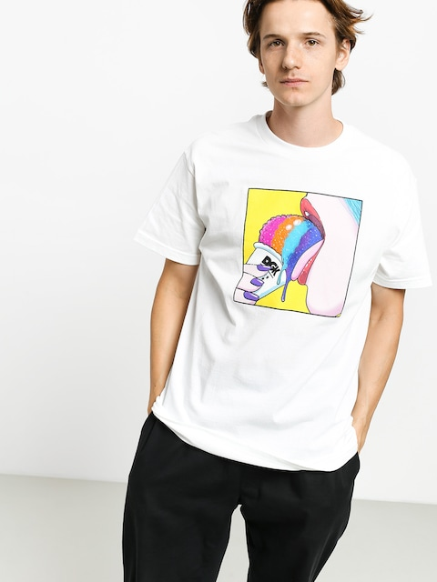 T-shirt DGK Snow Days (white)