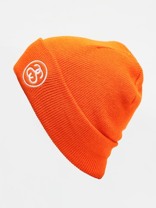 Czapka zimowa Stussy Link Cuff (athletic orange)