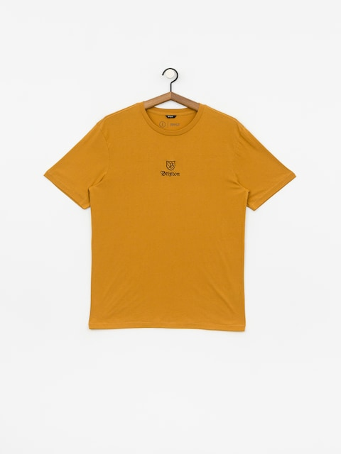 T-shirt Brixton Main Label II Prt