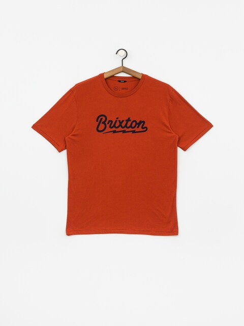 T-shirt Brixton Dory Prt (picante)
