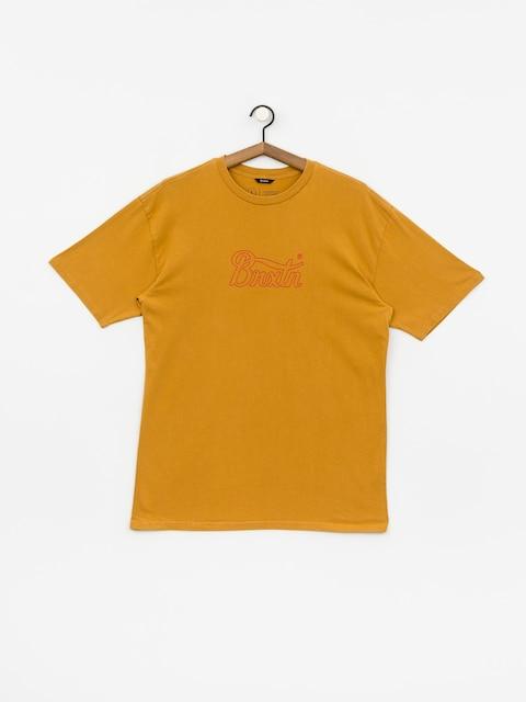 T-shirt Brixton Stith IV Stt (maize)