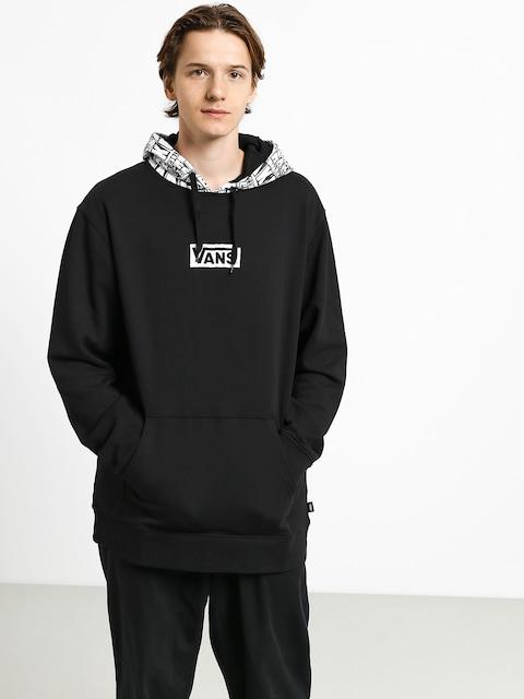 Bluza z kapturem Vans X Baker HD (black)