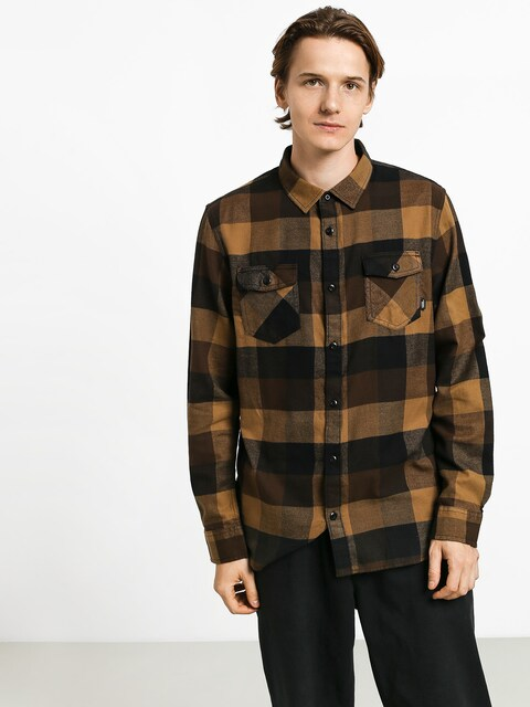 Koszula Vans Box Flannel (black/dirt)