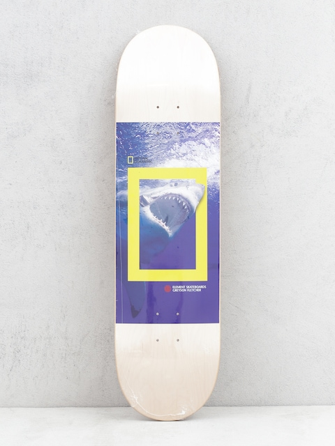 Deck Element Nat Geo Greyson Shrk (assorted)