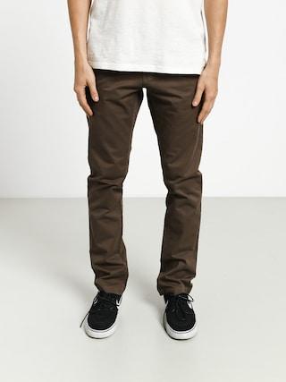 Spodnie Volcom Frickin Slim Chino (major brown)