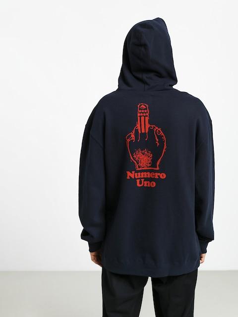 Bluza z kapturem Emerica Numero Uno HD (navy)