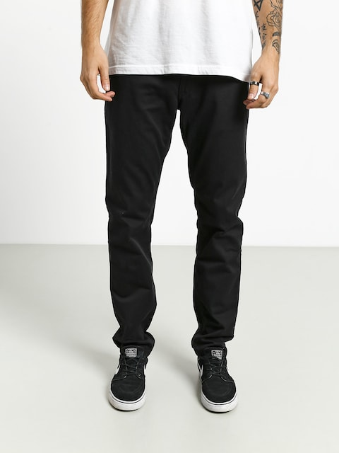 Spodnie Nervous Chino (black)