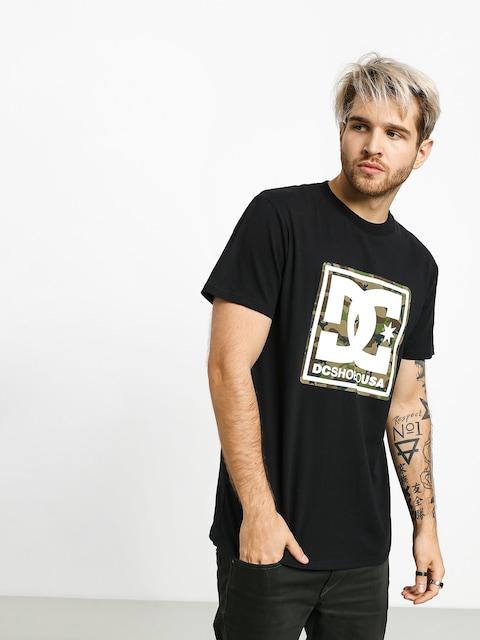 T-shirt DC Pattern Box (black)