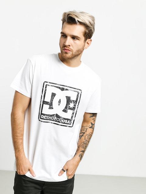 T-shirt DC Pattern Box (snow white)