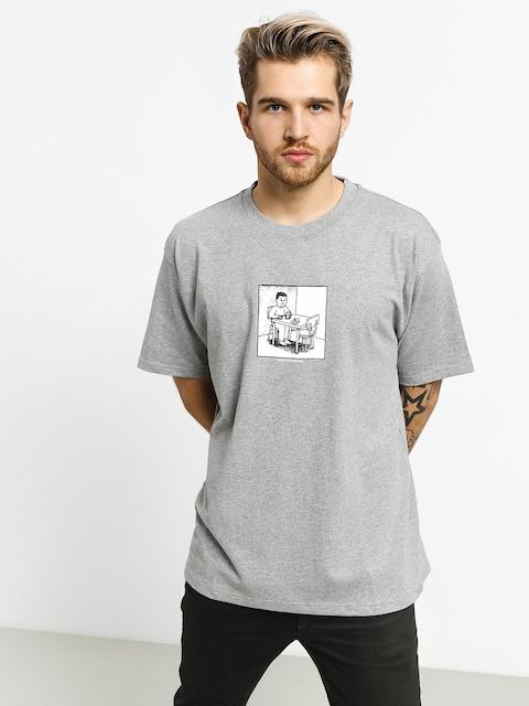 T-shirt Polar Skate Spilled Milk