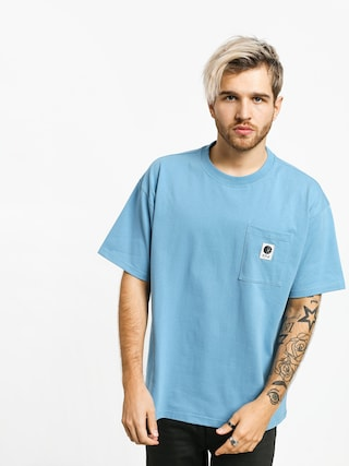 T-shirt Polar Skate Pocket (blue)