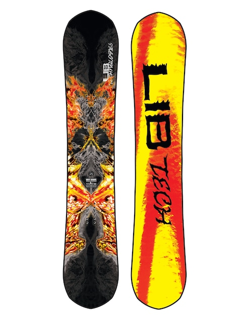 Deska snowboardowa Lib Tech Hot Knife C3 (multi)