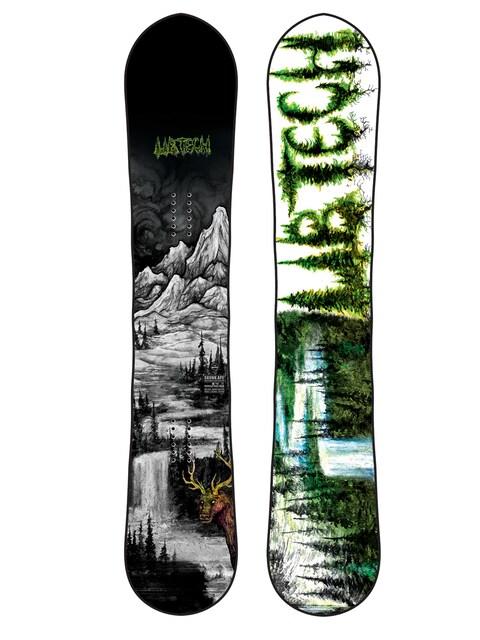 Deska snowboardowa Lib Tech Skunk Ape Hp C2 (multi)