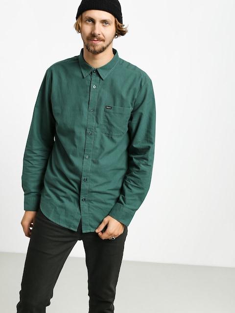 Koszula Brixton Charter Oxford Wvn (emerald)