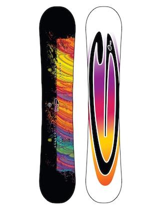 Deska snowboardowa Gnu Asym B-Nice Btx Wmn (dark)