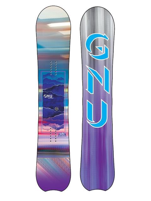 Deska snowboardowa Gnu Chromatic Btx Wmn