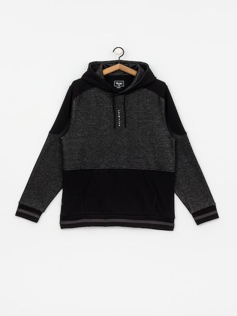 Bluza z kapturem Primitive Moods Contour HD (black wash)
