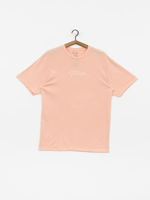 T-shirt Primitive Wave Pigment Dyed