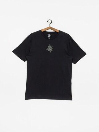 T-shirt Volcom Grindstone Bsc (blk)