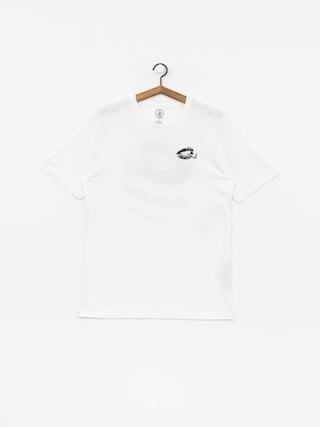 T-shirt Volcom Ladies Night Bsc (wht)