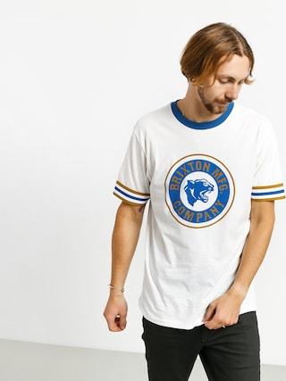 T-shirt Brixton Forte Ringer (white)