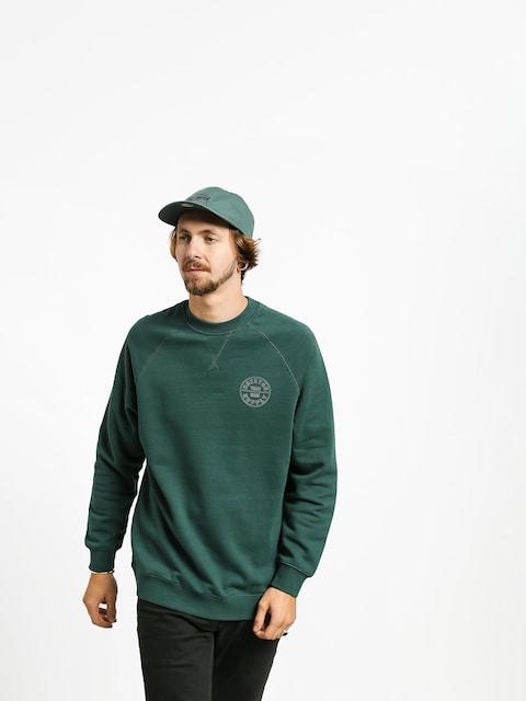 Bluza Brixton Oath Crew (emerald)