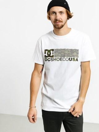 T-shirt DC Trestna (snow white)