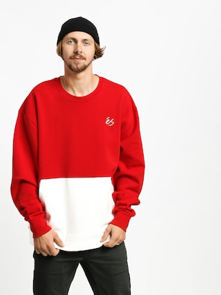 Bluza Es Cera Tech Crew (red/white)