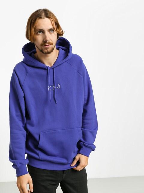 Bluza z kapturem Polar Skate Default HD (violet)