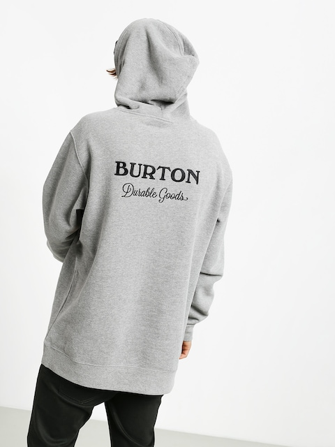 Bluza z kapturem Burton Durable Goods HD (gray heather)