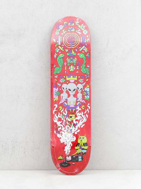 Deck Polar Skate Boserio Synthesis (red)