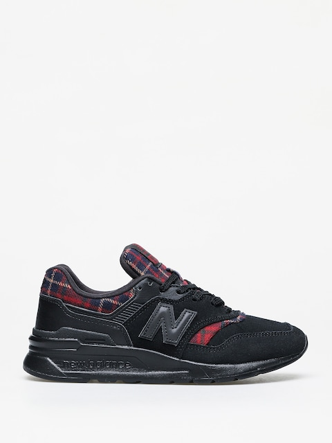 Buty New Balance 997 Wmn (black/red)