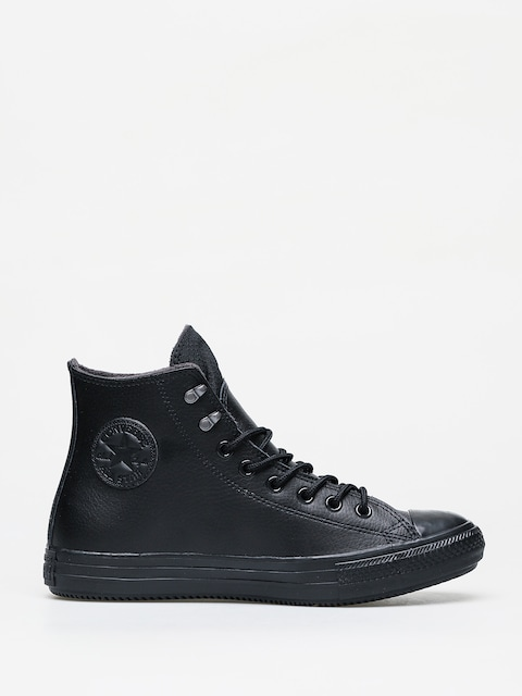 Trampki Converse Chuck Taylor All Star Hi Winter Leather (black/black/black)