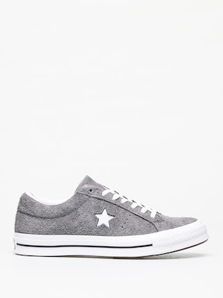 Trampki Converse One Star Ox (carbon grey/white/black)