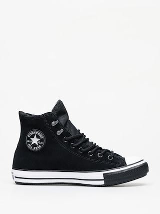 Trampki Converse Chuck Taylor All Star Hi Winter Leather Gore Tex (black/white/black)