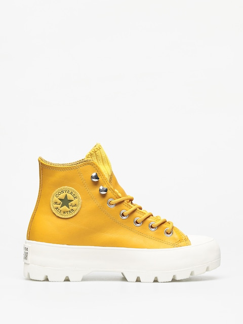 Buty Converse Chuck Taylor All Star Hi Lugged Winter Wmn (gold dart)