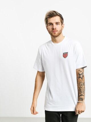 T-shirt Prosto Lilshield (white)