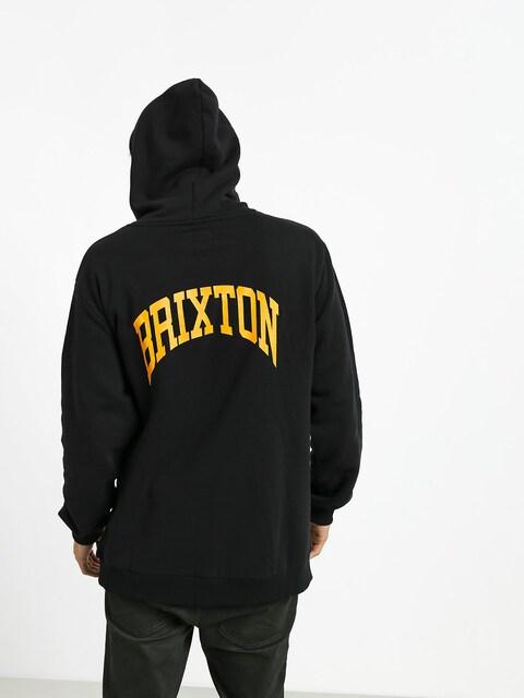 Bluza z kapturem Brixton Forte V Intl HD (black)