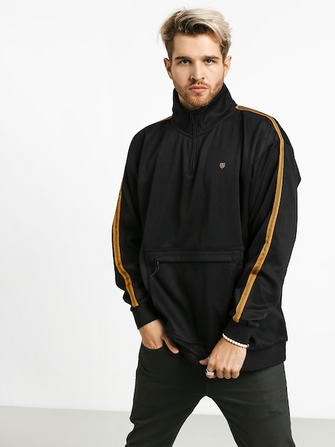 Bluza Brixton B Shield III 1/2 Zip (black)